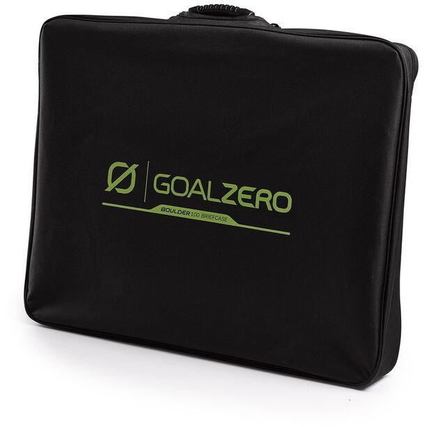 Goal Zero Boulder 100 Solar Panel Briefcase black/green