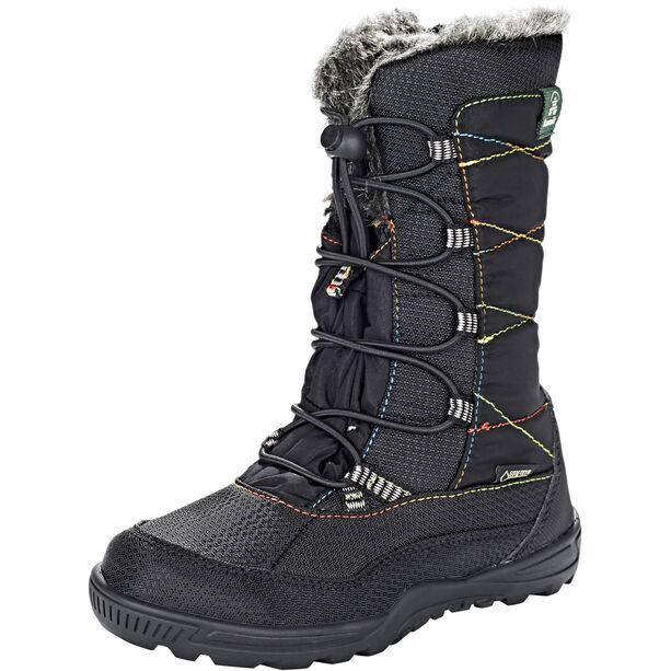 Kamik Athena GTX Schuhe Kinder black-noir