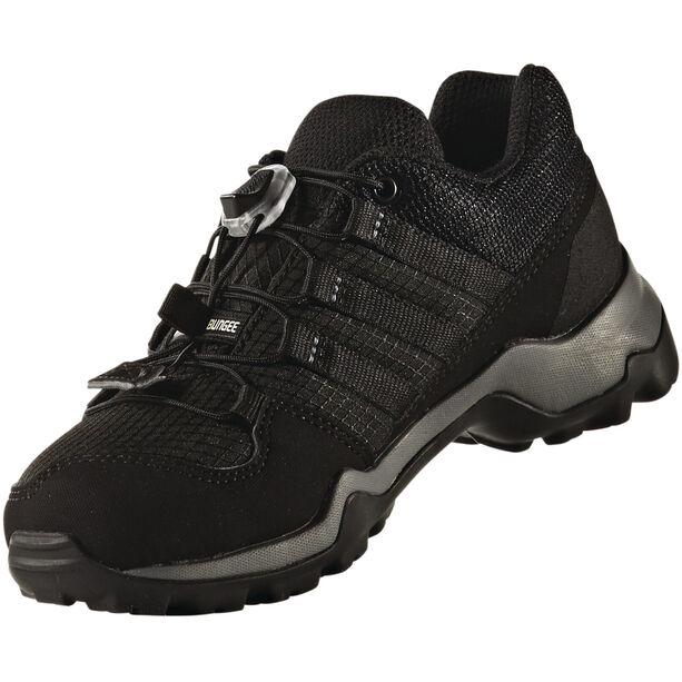 adidas TERREX GTX Shoes Kinder core black/core black/vista grey