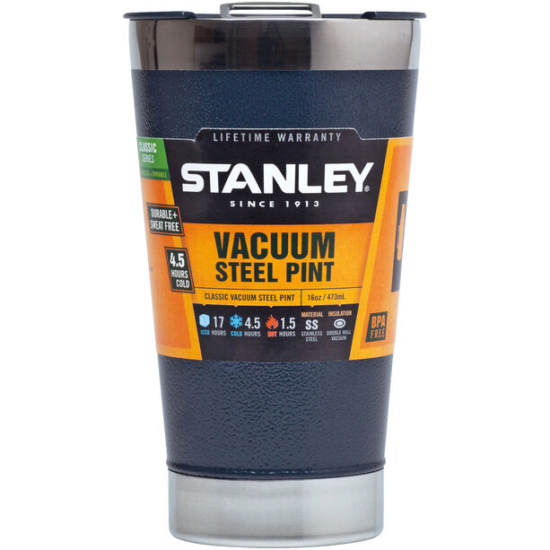 Stanley Classic Vacuum Pint 473ml navy