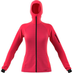 adidas TERREX Stockhorn Hooded Jacket Damen active pink active pink