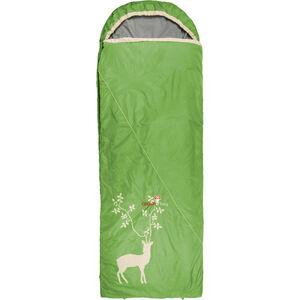 Grüezi-Bag Cloud Decke Reh III Sleeping Bag spring green spring green