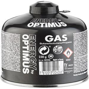 Optimus Tactical Universal Gas 230g schwarz schwarz