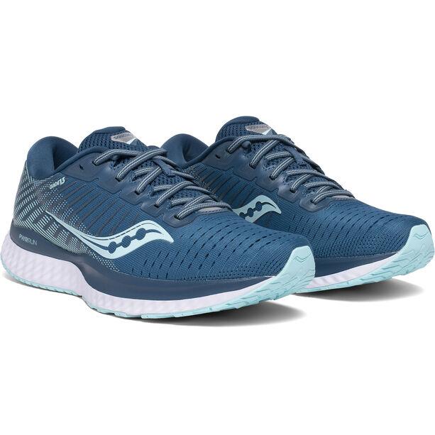 saucony Guide 13 Shoes Women blue/aqua