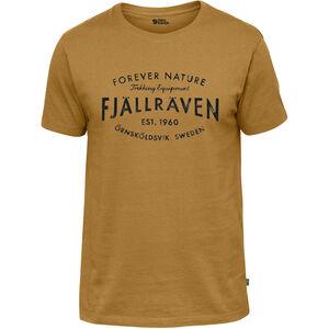 Fjällräven Est. 1960 T-Shirt Herren acorn acorn