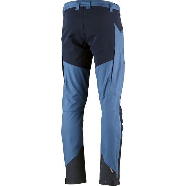 Lundhags Makke Pants Herren azure/deep blue