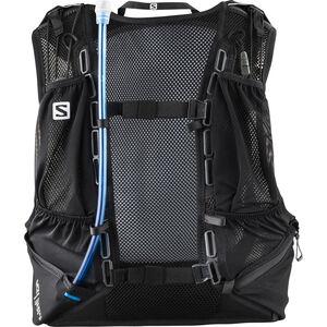 Salomon Skin Pro 15 Backpack Set black/ebony black/ebony