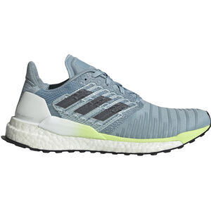 adidas Solar Boost Shoes Damen ash grey/onix/hi-res yellow ash grey/onix/hi-res yellow