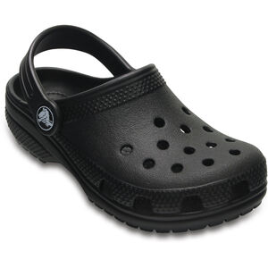 Crocs Classic Clogs Kinder black black