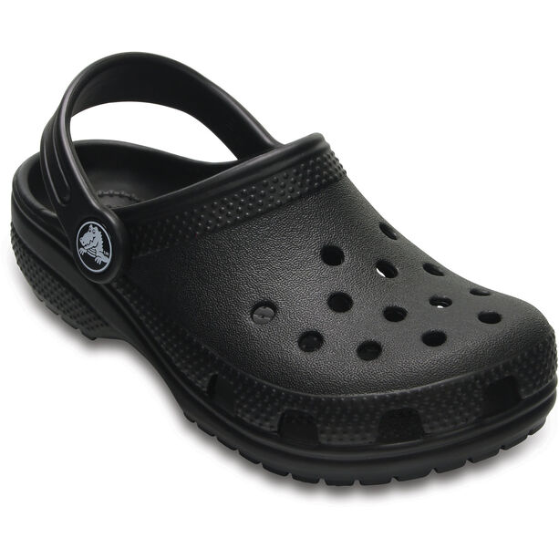 Crocs Classic Clogs Kinder black