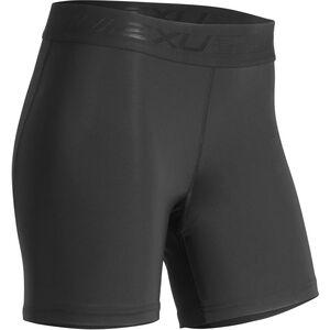 "2XU Accelerate Compression 5"" Shorts Damen black/silver black/silver"
