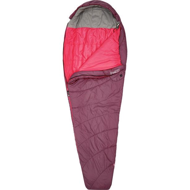 Millet Baikal 750 Sleeping Bag Damen velvet red