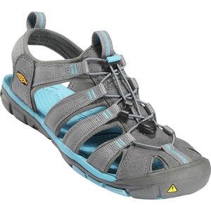 Keen Clearwater CNX Sandals Damen gargoyle/norse blue gargoyle/norse blue