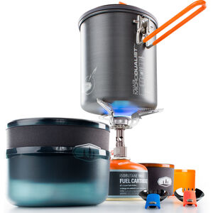 GSI Micro Dualist Complete Solution Campingkocher