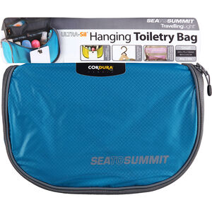 Sea to Summit Hanging Toiletry Bag Small blue/grey blue/grey