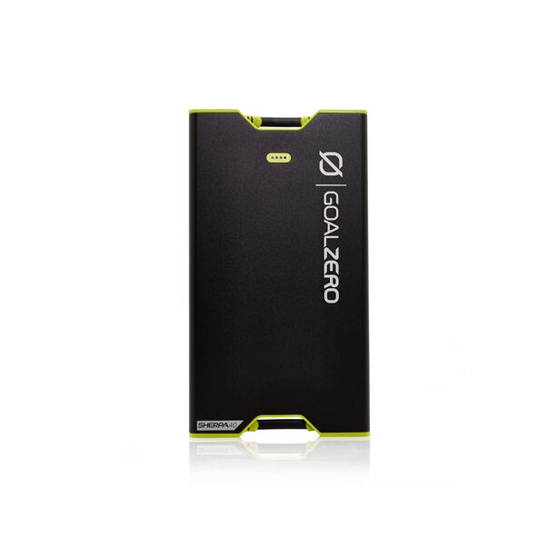 Goal Zero Sherpa 40 Power Bank Micro/Lightning/USB-C black
