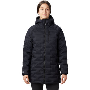 Mountain Hardwear Super/DS Stretchdown Parka Damen black black