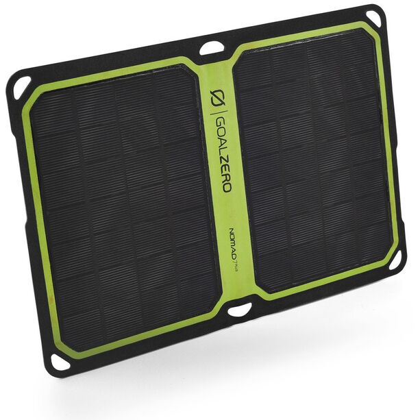 Goal Zero Nomad 7 PLUS Solar Panel black/green