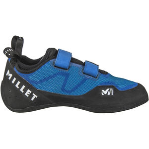 Millet Easy Up Knit Climbing Shoes electric blue electric blue