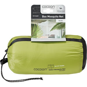 Cocoon Mosquito Box Net Ultralight Double white white
