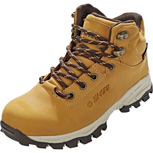 Hi-Tec Romper WP Shoes Jungs camel