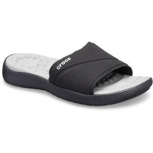 Crocs Reviva Slides Damen black/black black/black