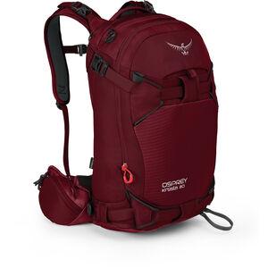 Osprey Kresta 30 Backpack Damen rosewood red rosewood red