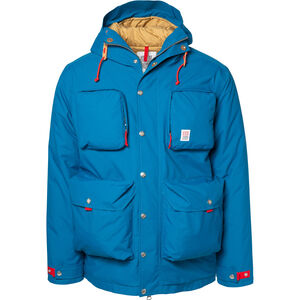 Topo Designs Mountain Jacke blue blue