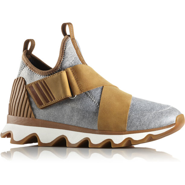Sorel Kinetic Sneak Shoes Damen camel brown/sea salt