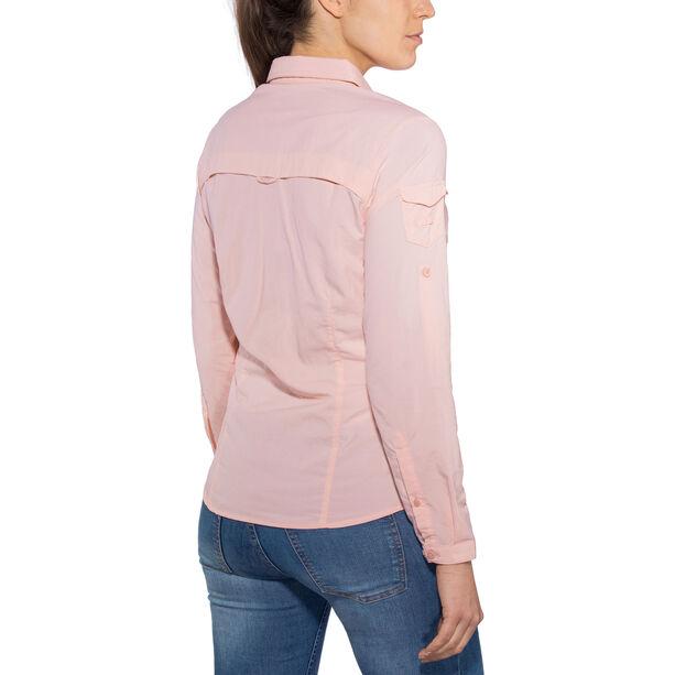 Craghoppers NosiLife Adventure II Longsleeved Shirt Damen seashell pink