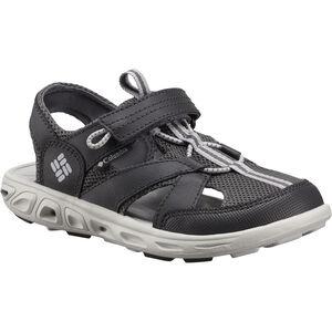 Columbia Techsun Wave Sandals Kinder shark/grey ice shark/grey ice
