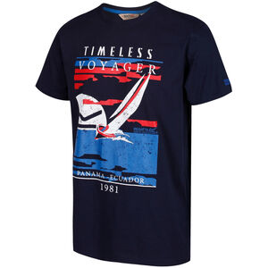 Regatta Cline III T-Shirt Herren navy navy