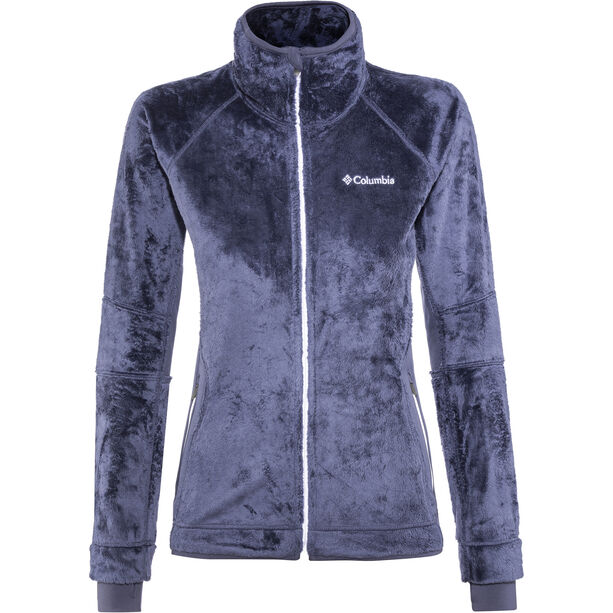 Columbia Pearl Plush II Fleece Jacket Damen nocturnal