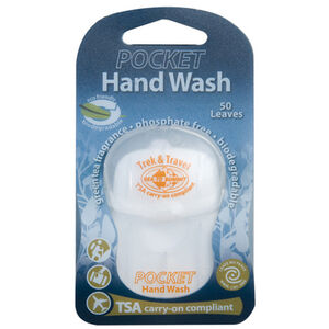 Sea to Summit Trek & Travel Pocket Hand Wash 50 Blättchen