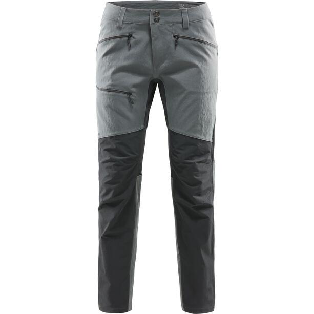 Haglöfs Rugged Flex Pants Damen magnetite/true black