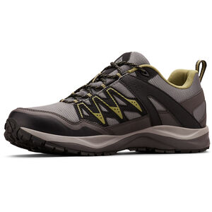 Columbia Wayfinder Outdry Shoes Herren ti grey steel/cool moss ti grey steel/cool moss
