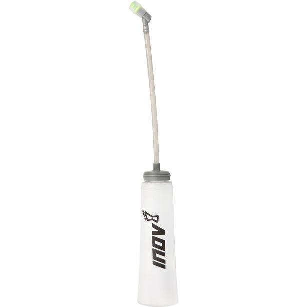 "inov-8 UltraFlask 500ml mit 10"" Tube clear/black"