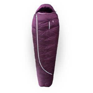Grüezi-Bag Biopod DownWool Subzero 175 Sleeping Bag berry berry