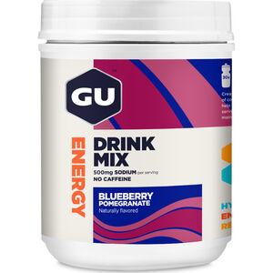 GU Energy Drink Mix 840g Blueberry Pomegranate