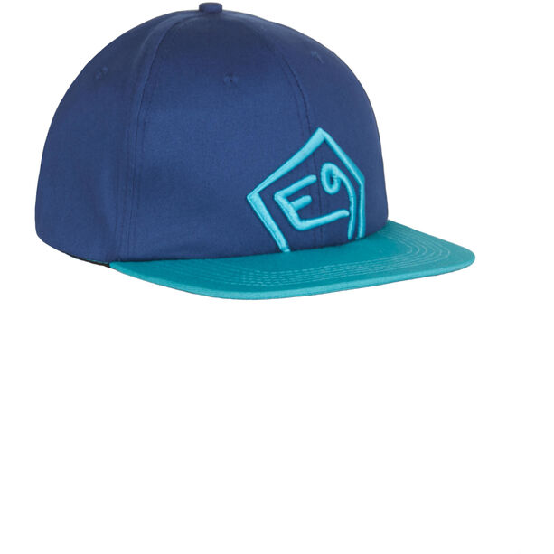 E9 Joe Hat blue