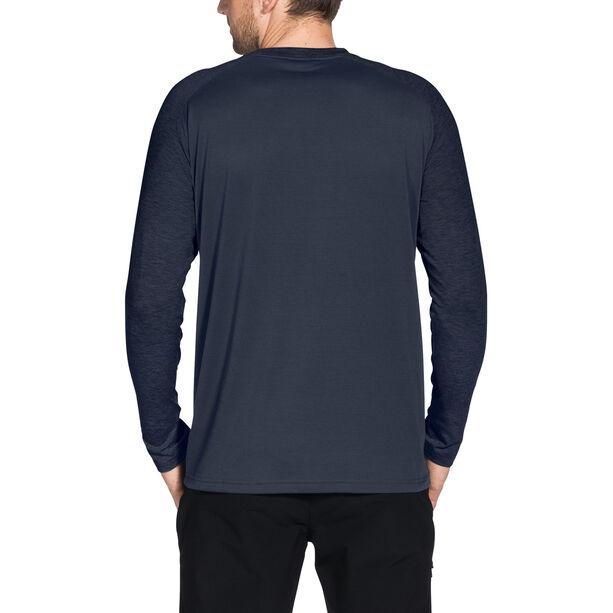 VAUDE Gleann II Langarm Shirt Herren eclipse