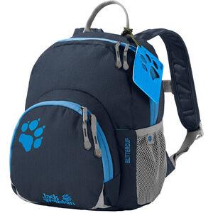 Jack Wolfskin Buttercup Backpack Kinder night blue night blue