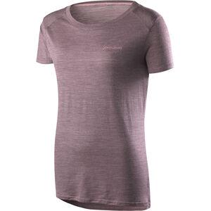 Houdini Activist Message T-Shirt Damen dusk purple dusk purple