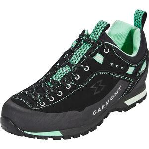 Garmont Dragontail LT Shoes Damen black/light green black/light green