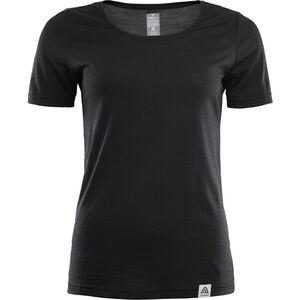 Aclima LightWool T-Shirt Damen jet black jet black