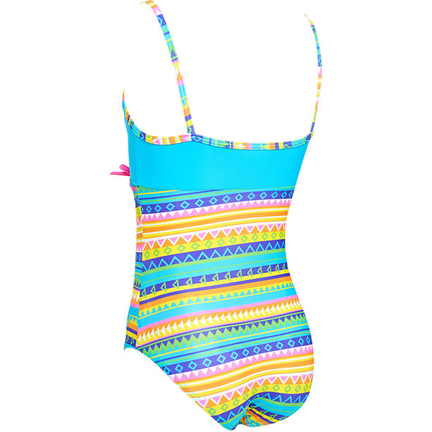 Zoggs Rainbow Classicback Swimsuit Mädchen multi