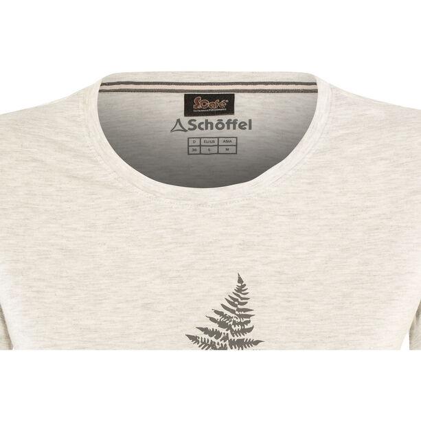Schöffel Swakopmund T-Shirt Damen white alyssum