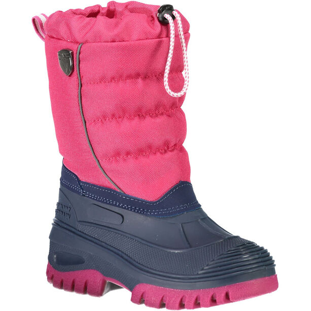CMP Campagnolo Hanki Snow Boots Kinder strawberry
