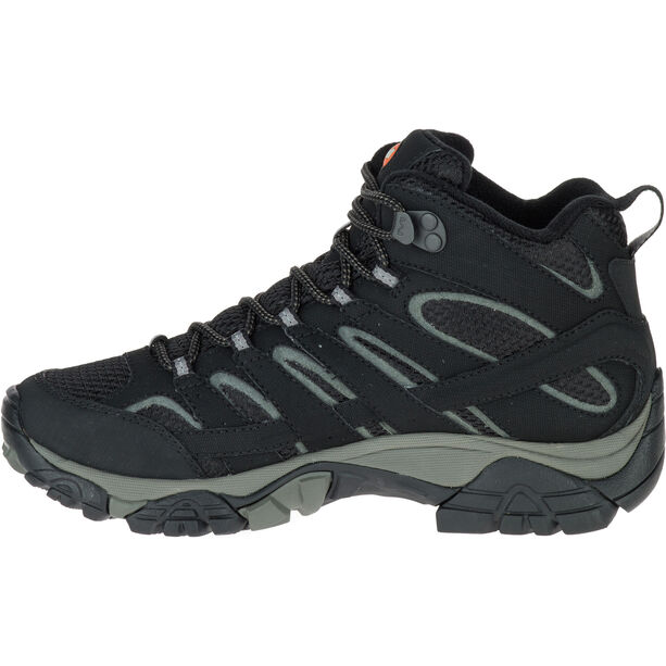 Merrell Moab 2 GTX Mid-Cut Schuhe Damen black