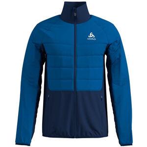 Odlo Millenium S-Thermic Element Jacke Herren estate blue/directoire blue estate blue/directoire blue